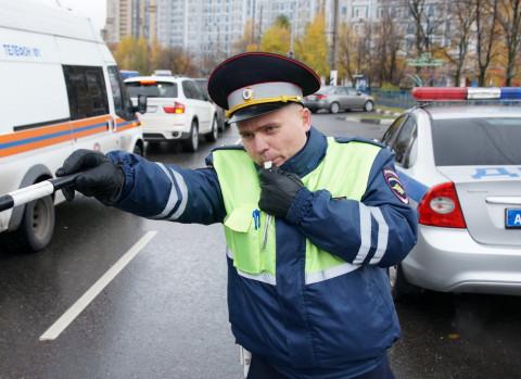 Манекены полицейских появятся на дорогах
