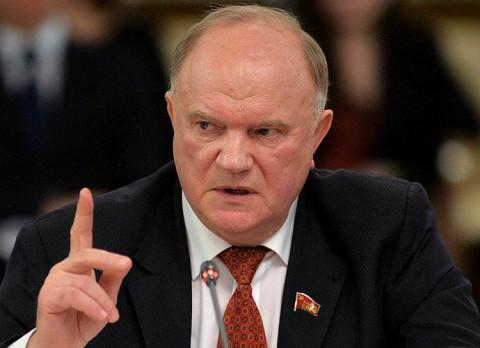 Зюганов ответил Путину на слова о Конституции СССР