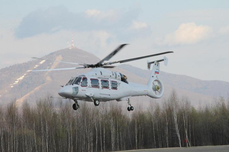 Есть погибшие: вертолёт рухнул в Ростовской области
