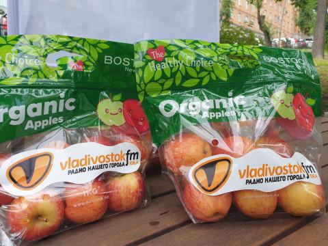 «Владивосток FM» проведёт зажигательную разминку и подарит фрукты слушателям из Приморья