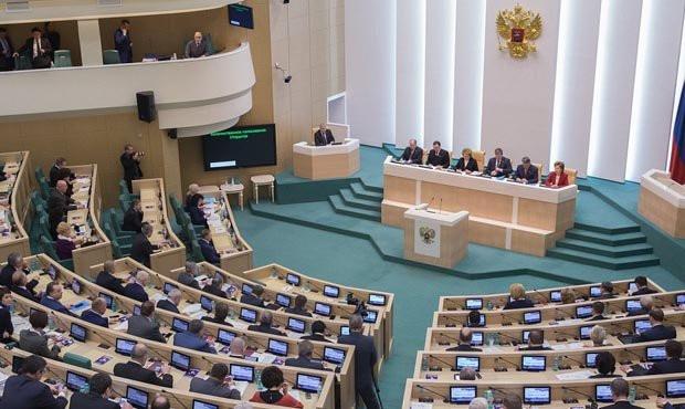 В Совете Федерации не хотят урезать расходы на своё содержание