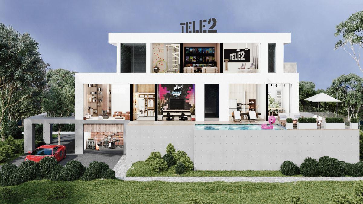 «Дом по другим правилам» Tele2 знакомит со столицей Дальнего Востока