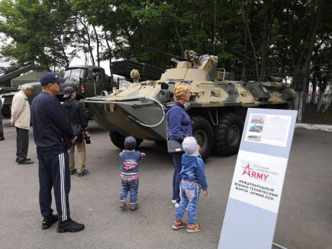 Армия России поиграет мускулами во Владивостоке