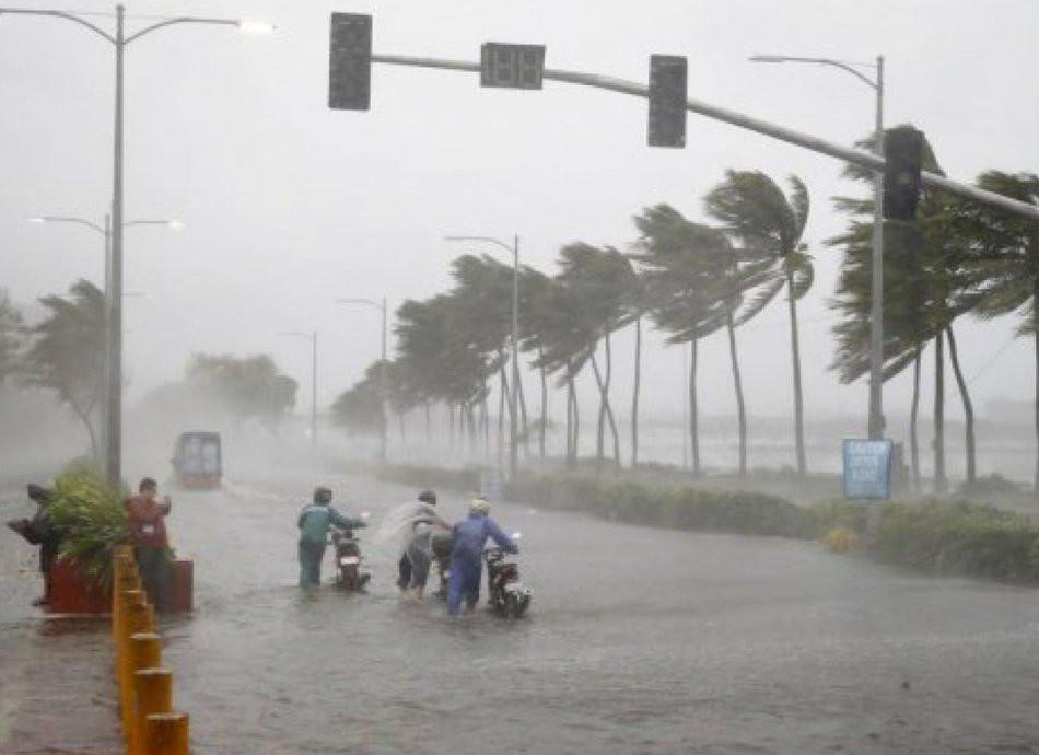 Япония готовится к эвакуации из-за тайфуна «Хайшэнь»