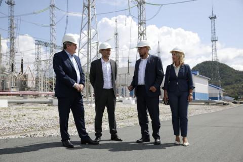 Новые энергомощности запустили в работу в Приморском крае