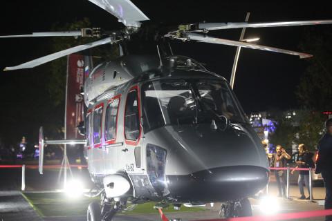 Упавший на Камчатке вертолет подняли на берег