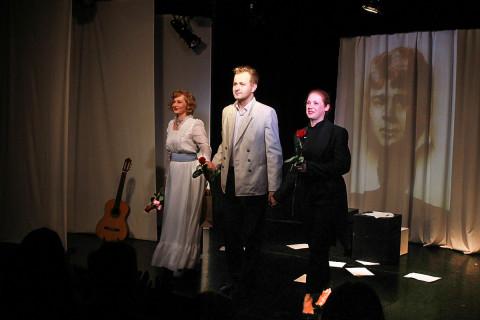 «Современно то,что качественно»: Сергей Есенин на малой сцене Театра молодёжи