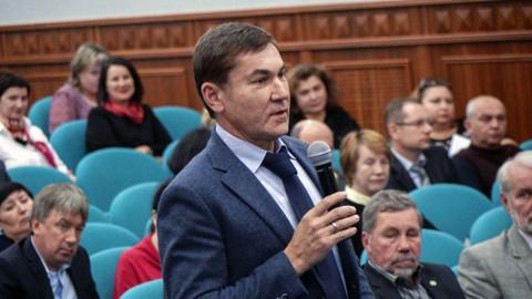 Игоря Хрущева восстановили в должности директора «Росгранстрой» во Владивостоке