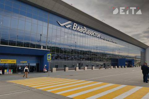 Аэропорт Владивостока оштрафовали почти на 400 тысяч