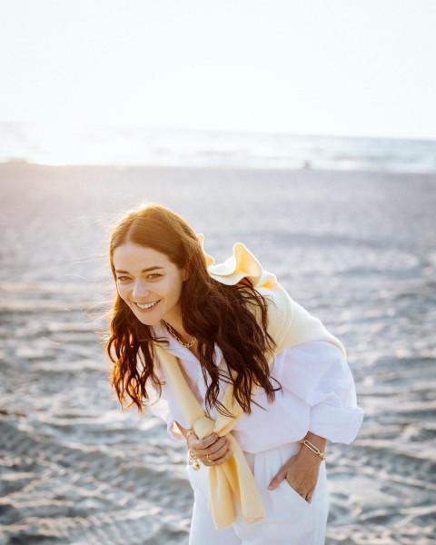 Марина Александрова замечена во Владивостоке