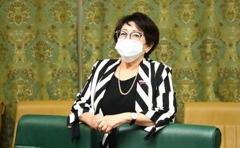 Людмила Талабаева: «Сенаторы возьмут выполнение Постановления о развитии лесного комплекса под особый контроль»