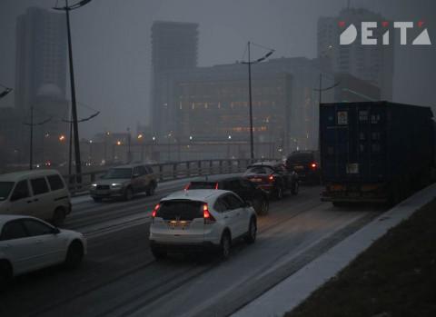 Два снегопада принесёт приморцам новая рабочая неделя