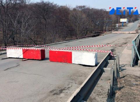 Проезд закрыт: три моста разрушены в Приморье паводками