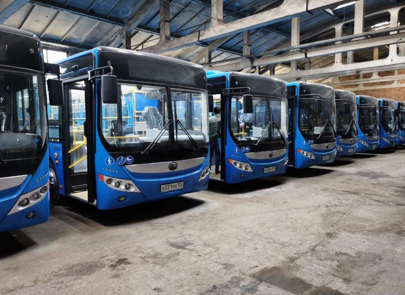 Большие автобусы появятся на маршрутах Владивостока
