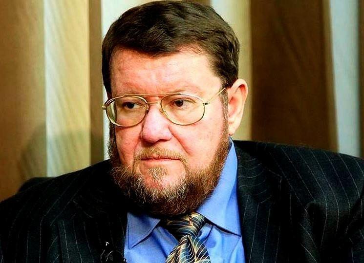 Сатановский: «Бунт в США, а страшно в России»