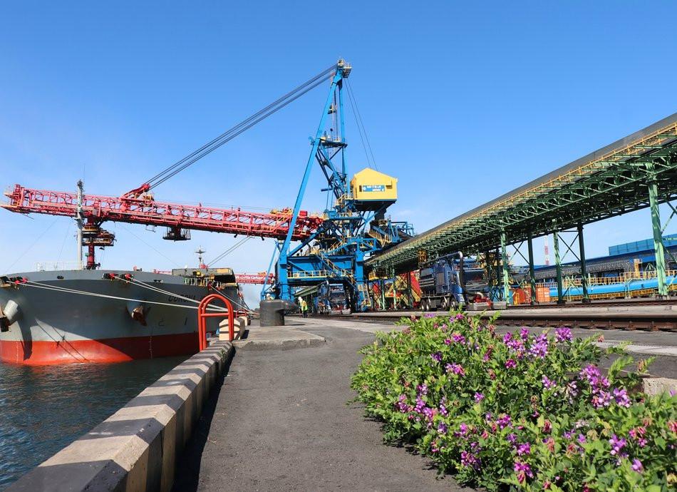 Экологическая программа АО «Восточный Порт» обеспечивает непрерывный технологический рост