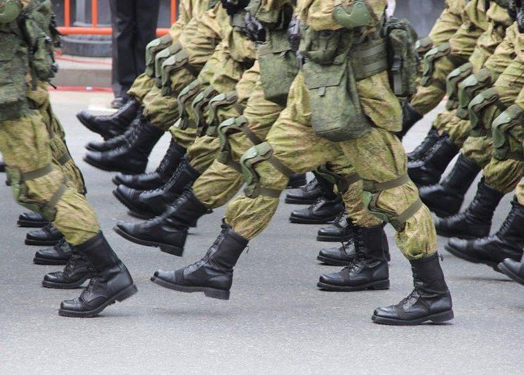 Новый военный округ появится в России