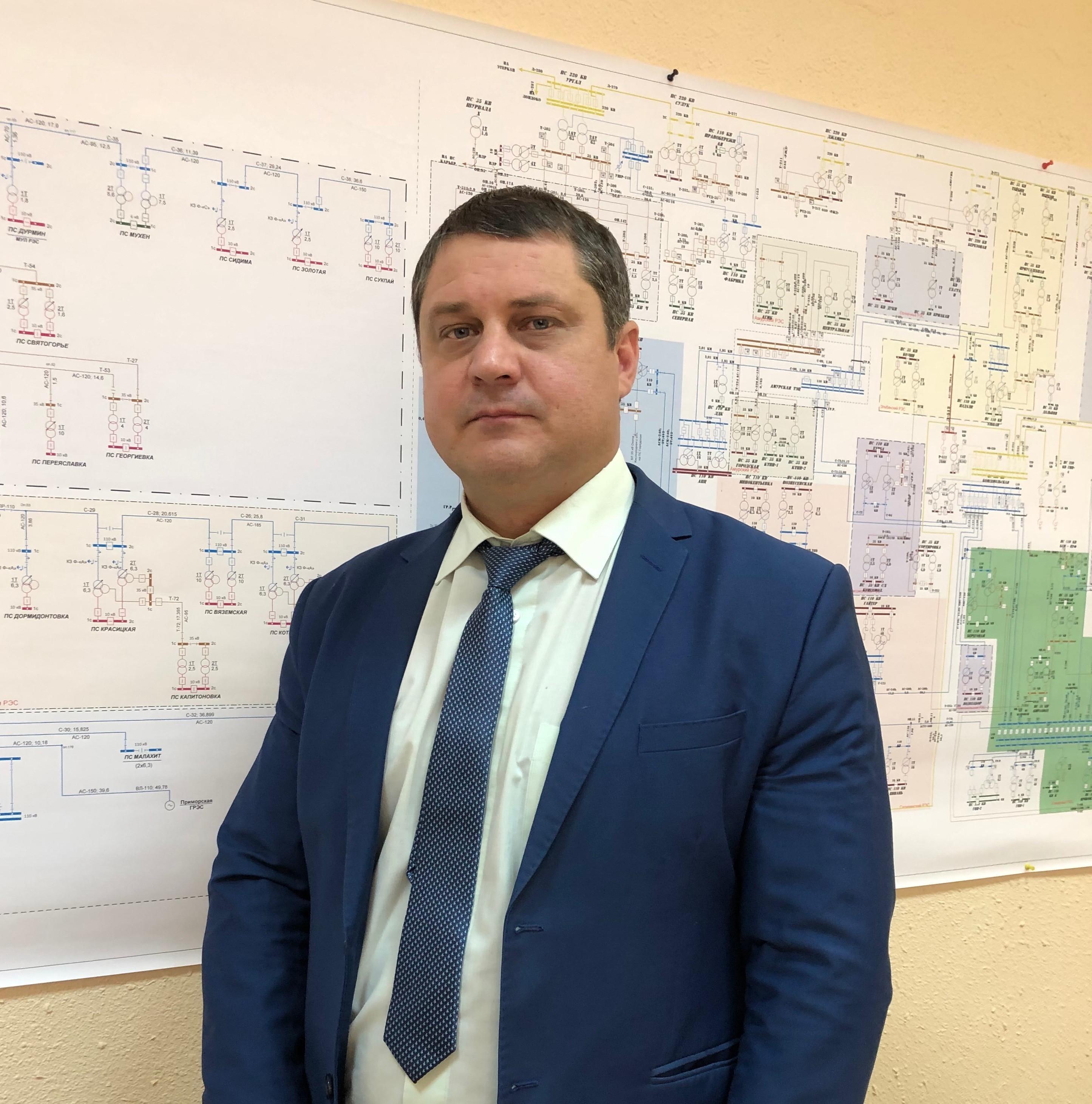 Заместитель руководителя хабаровского филиала АО «ДРСК» избран председателем Общественного совета