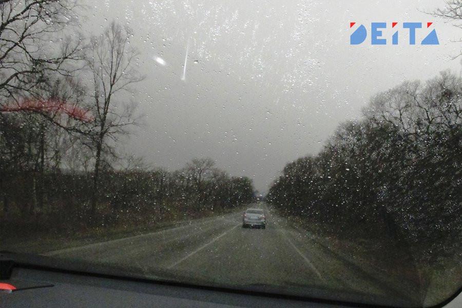 Резкое ухудшение погодных условий ожидается в Приморье