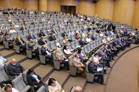 За кандидатов «Единой России» на выборы в краевой парламент проголосовали 168 делегатов