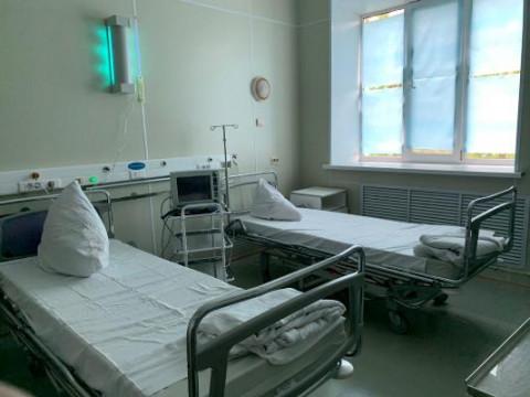 Роддом города Артём временно перепрофилируют в ковидный госпиталь