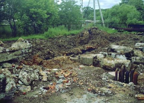Газовую котельную начали строить в поселке Новый