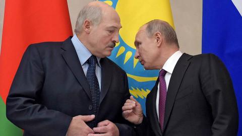 Путин уйдёт раньше 2036 года – Лукашенко
