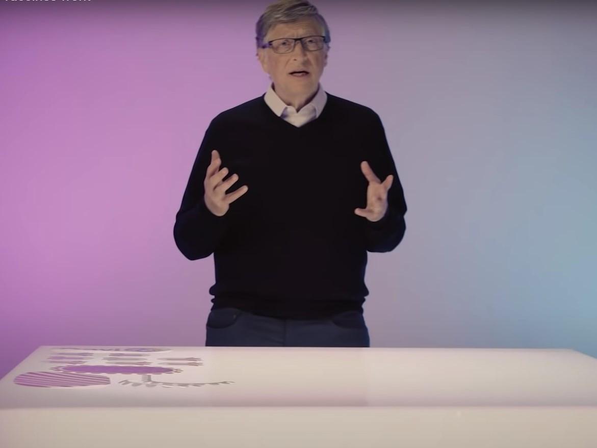 Билл Гейтс пугает человечество «катастрофой страшнее коронавируса»