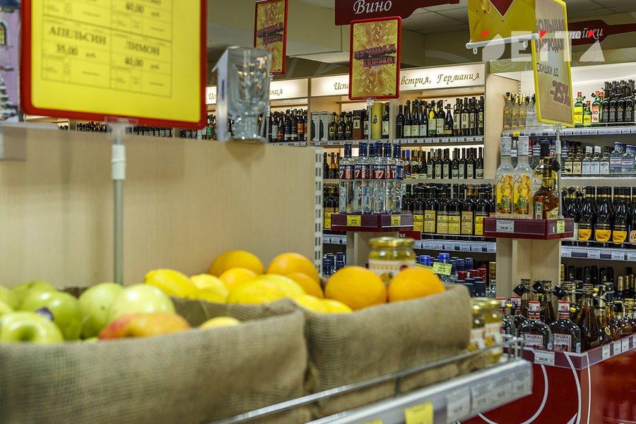 Импортный алкоголь исчезает из российских магазинов