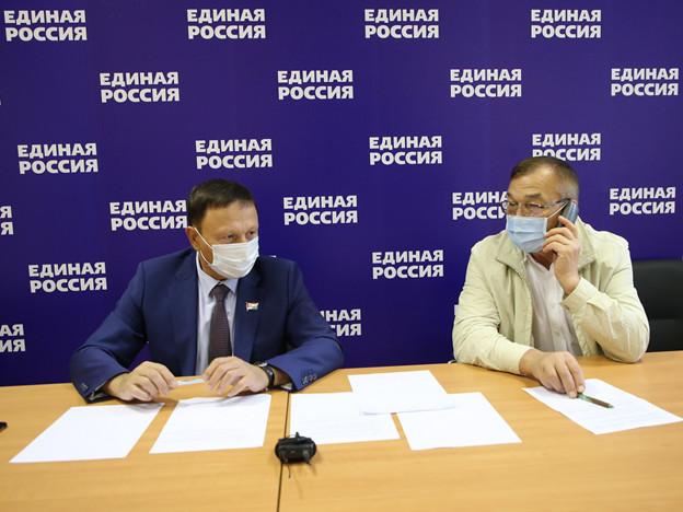 Всероссийская неделя приемов граждан по вопросам здравоохранения стартовала в Приморье