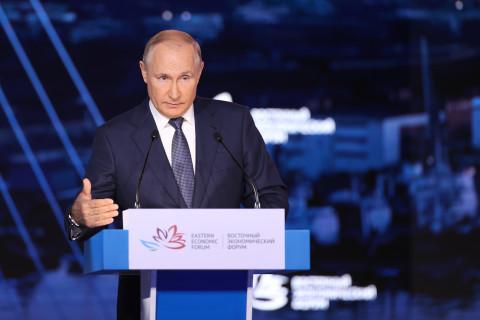 Путин считает развитие Дальнего Востока приоритетом