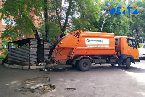 Россияне переплачивают за вывоз мусора — ФАС