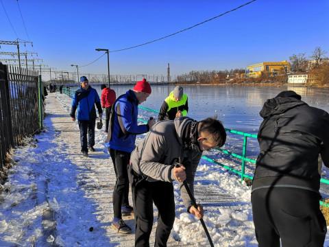 На озере Чан откроют новогодний каток