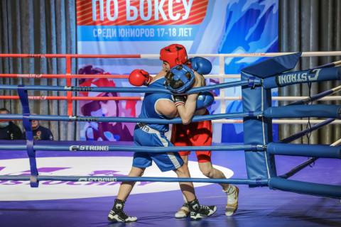 При поддержке АО «Восточный Порт» в Находке стартовало Первенство ДФО по боксу