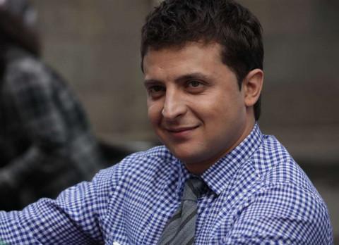 Зеленский выехал в Донбасс