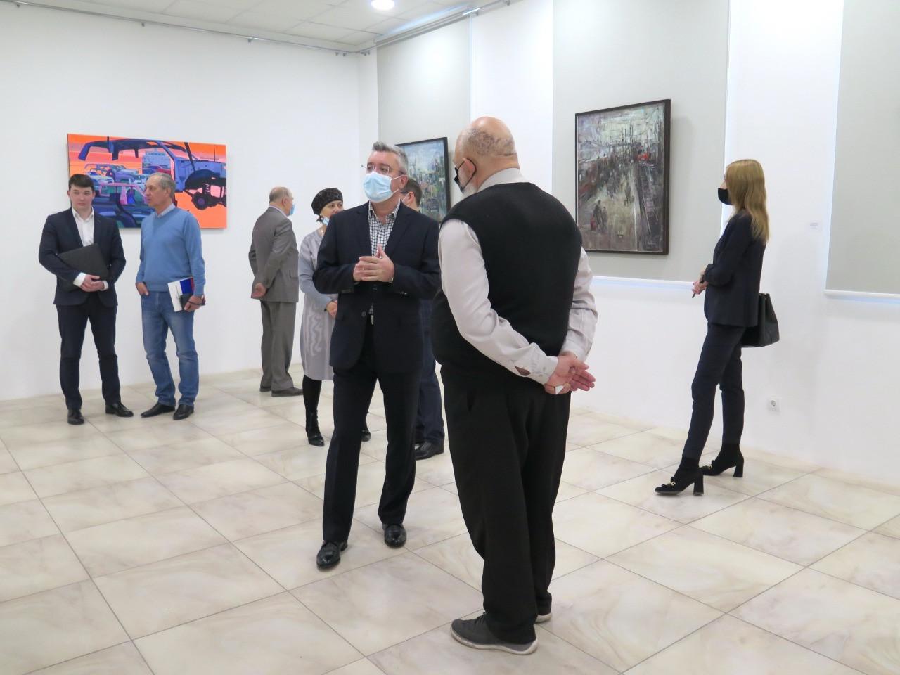 Арт-галерея «Централь» пробуждает любовь