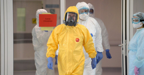 «Вторая волна коронавируса неизбежна» – эпидемиолог