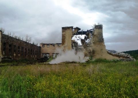 Военные городки начали сносить в Приморье