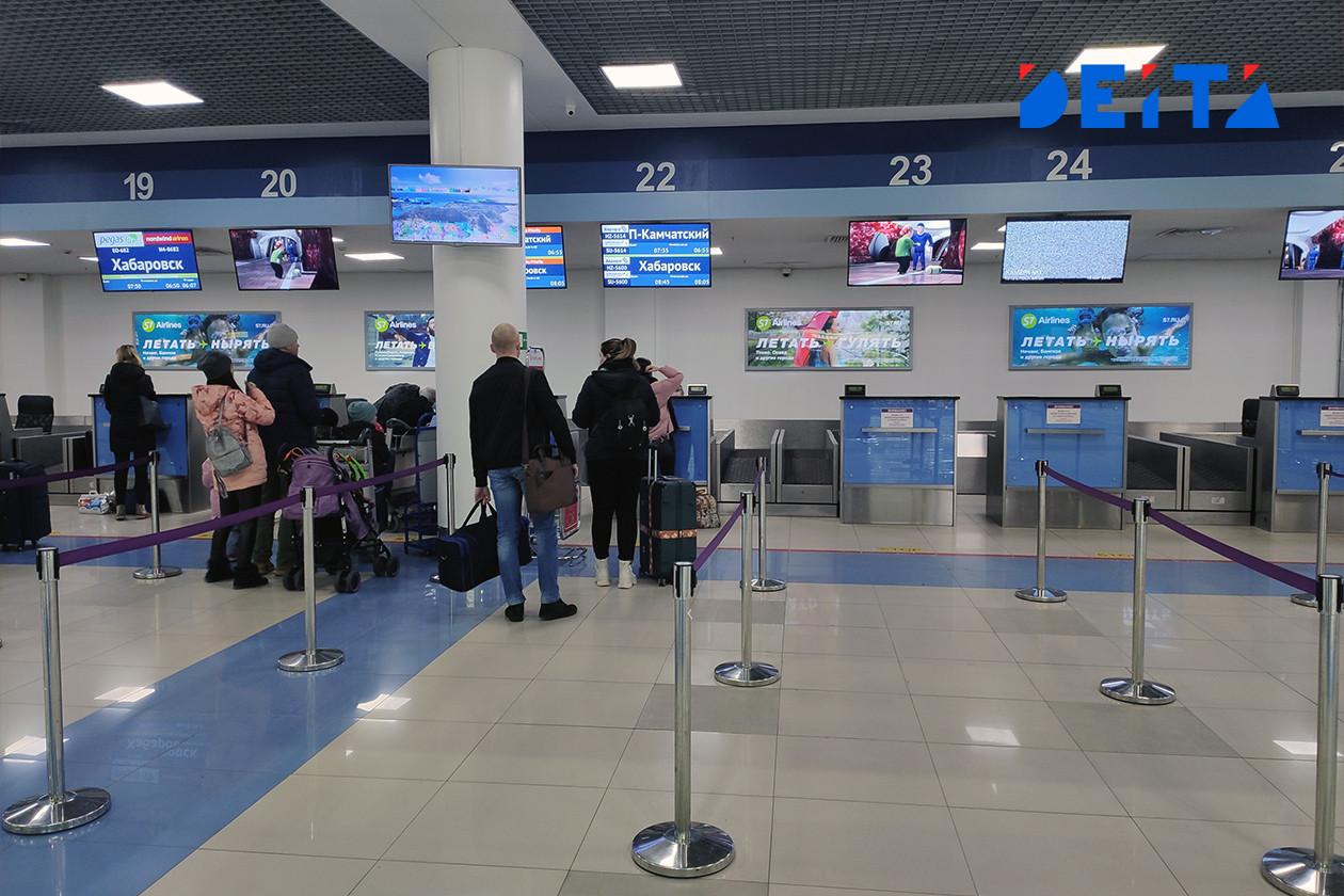 Дальневосточные регионы бьются против региональной авиакомпании