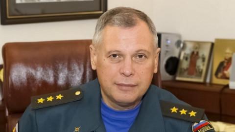 Первый замминистра по делам гражданской обороны станет и.о. главы МЧС