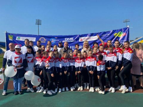 Кикбоксеры Приморья приняли участие в запуске всероссийского спортивного проекта