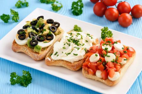 Шесть самых вкусных бутербродов на завтрак