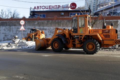 На уборку первого снега в Уссурийске потратят 30 миллионов