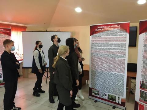 Экспозиция, посвященная 75-летию Победы, открылась в Приморье