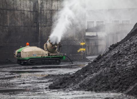 Странная пыль пугает жителей Чуркина