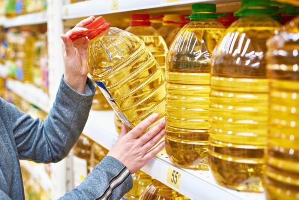 Цены на подсолнечное масло побили рекорд в России