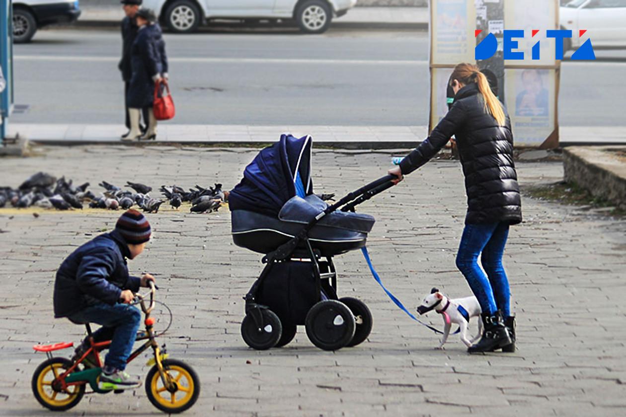 Естественная убыль населения России увеличилась вдвое