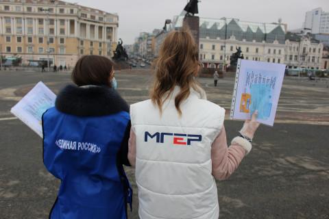 Предложение «Единой России» об участии волонтеров в политике поддержал Путин