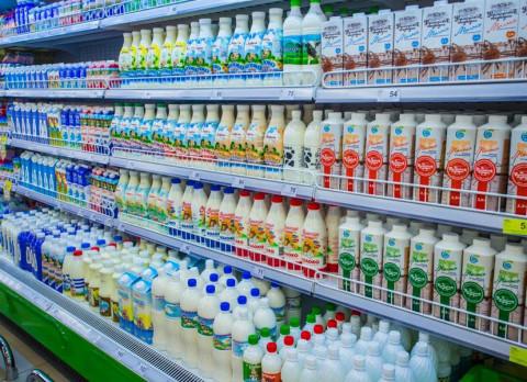 В России ввели новый молочный запрет