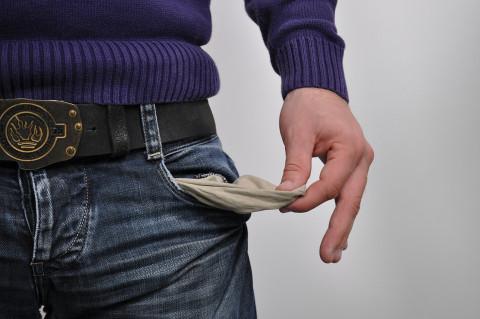 Число россиян-банкротов удвоилось за 3 месяца